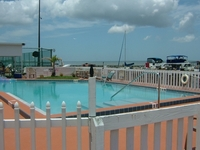 A view of our Pool